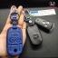 ซองหนังแท้ ใส่กุญแจรีโมทรถยนต์ หนัง Hi-End Honda Civic FB,Accord G8 รุ่น พับข้าง 3 ปุ่ม thumbnail 10