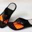 รองเท้าแตะ สำหรับท่าน ผู้ชาย สี ส้ม/ดำ thumbnail 2