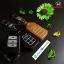 ซองหนังแท้ ใส่กุญแจรีโมทรถยนต์ รุ่นเรืองแสง Honda Accord All New City Smart Key 3 ปุ่ม thumbnail 2