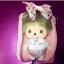 กระเป๋าซองหนังใส่ กุญแจรีโมทรถยนต์ ประดับคริสตัล DIY หลากสี (ไม่รวม-ตุ๊กตา) thumbnail 11