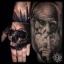 [NOCTURNAL] หมึกสักน็อคเทอร์นอล หมึกสักลายซุปเปอร์แบล็ค สีสักลายสีดำสนิทซุปเปอร์แบล็ก ขวดแบ่งขายขนาด 1 ออนซ์ สีสักนำเข้าจากประเทศอเมริกา American Jack Rudy & Franco Vescovi's Nocturnal Tattoo Ink Super Black (1OZ/30ML) thumbnail 2