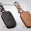 ซองหนังแท้ ใส่กุญแจรีโมทรถยนต์ Hyundai Sonata,Tucson,Elantra Smart Key 3 ปุ่ม thumbnail 2