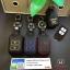 ซองหนังแท้ ใส่กุญแจรีโมท รุ่นด้ายสีหนังนิ่ม HONDA HR-V,CR-V,BR-V,JAZZ Smart Key 2 ปุ่ม thumbnail 1