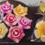 ขายส่งเทียนหอมช่อดอก เทียนลีลาวดี เทียนกุหลาบ เทียนออคิด ดอกไม้เทียนหอม อโรมาAroma-candle งานปั้นกลีบทุกดอก เหมาะกับการนำไปเป็นของชำร่วยในงานมงคลต่างๆ thumbnail 6