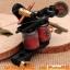 [DRAGONHAWK's DIY] เครื่องสักคอย เครื่องสักคอยล์ เครื่องสักลงเงา เครื่องสักลายแทททู (BLACK 10 Wrap Coils Tattoo Machine) thumbnail 5