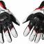 ถุงมือขี่มอเตอร์ไซค์ ยี่ห้อ ACOOLBAR สี สีขาว-แดง ไซน์ L thumbnail 5