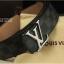 เข็มขัด Louis Vuitton ลาย Damier ลายตาราง สีน้ำตาล งาน:พรีเมี่ยม thumbnail 10