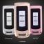 กรอบ-เคส ใส่กุญแจรีโมทรถยนต์ รุ่นอลูมิเนียม Mitsubishi Mirage,Attrage,Triton,Pajero Smart Key 2,3 ปุ่ม thumbnail 3