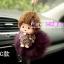 ตุ๊กตาห้อยหน้ารถ จากแฟชั่นเกาหลี หรูหรา thumbnail 9