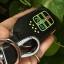 ซองหนังแท้ ใส่กุญแจรีโมทรถยนต์ รุ่นด้ายสีเรืองแสง All New Honda Accord,Civic 2016-18 Smart Key 4 ปุ่ม thumbnail 13