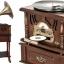 GHT-330 CUB เครื่องเล่นแผ่นเสียงโบราณ+bluetooth-บลูธูท+วิทยุ+CD+MP3+ชุดโต๊ะขาตั้ง-ลำโพงซับวูฟเฟอร์ thumbnail 7