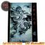 [DRAGON #2] หนังสือลายสักมังกร หนังสือสักลาย รูปลายสักสวยๆ รูปรอยสักสวยๆ สักลายสวยๆ ภาพสักสวยๆ แบบลายสักเท่ๆ แบบรอยสักเท่ๆ ลายสักกราฟฟิก Dragon Tattoo Manuscripts Flash Art Design Outline Sketch Book (A4 SIZE) thumbnail 1