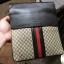 กระเป๋าสะพายข้างผู้ชาย GUCCI เกรดพรีเมี่ยม ซิปรอบข้าง thumbnail 5