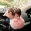ตุ๊กตา-ปีกนางฟ้า ห้อยหน้ารถ จากเกาหลี thumbnail 4