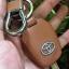 ซองหนังแท้ ใส่กุญแจรีโมทรถยนต์ รุ่นดอกกุญแจโลโก้เหล็ก Toyota New Vios,Yaris 2 ปุ่ม thumbnail 9