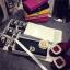 กระเป๋าสตางค์ Dior wallet งานมิลเลอร์ หนังแท้ทั้งใบ thumbnail 1