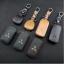 ซองหนังแท้ ใส่กุญแจรีโมทรถยนต์ รุ่นด้ายสี-หนังนิ่ม Mitsubishi Mirage,Attrage,Triton,Pajero thumbnail 9