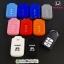 ปลอกซิลิโคน หุ้มกุญแจรีโมทรถยนต์ Honda Accord All New City 2014-15 Smart Key 3 ปุ่ม thumbnail 10