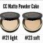 MERREZ'CA CC matte powder Cake SPF45/PA++ แป้งแมทเมอร์เรซก้า ราคาส่ง 3 ตลับ คลับละ 490 บาท ขายเครื่องสำอาง อาหารเสริม ครีม ราคาถูก ปลีก-ส่ง thumbnail 3