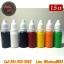 [SET 7COLORS/15CC] ชุดหมึกสักลายแบ่งขายคละสี 7 สี หมึกสัก สีสักลาย ขนาด 1/2 ออนซ์ Tattoo Ink Set (15ML - 7PC) thumbnail 8