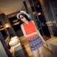 ชุดเซตเสื้อ-กระโปรงโทนสีส้มแนวเกาหลี เสื้อสีส้มแขนกุด + กระโปรงสั้นทรงเอพิมพ์ลายสวยๆ thumbnail 4