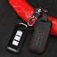 ซองหนังแท้ ใส่กุญแจรีโมทรถยนต์ รุ่นด้ายสี-หนังนิ่ม Mitsubishi Mirage,Attrage,Triton,Pajero thumbnail 2