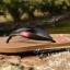 รองเท้าแตะ ผู้ชาย Abercrombie สีดำ ไซส์ 41 thumbnail 7