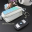 กระเป๋าซองหนังใส่ กุญแจรถยนต์ ประดับคริสตัล DIY หลากสี (กระเป๋า-ไม่รวมตุ๊กตา) thumbnail 6