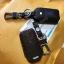 ซองหนังแท้ ใส่กุญแจรีโมท รุ่นด้ายสีหนังนิ่ม HONDA HR-V,CR-V,BR-V,JAZZ Smart Key 2 ปุ่ม thumbnail 9