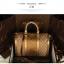 กระเป๋าถือ / หนังผ้าแบรนด์ GUCCI ทรงหมอน thumbnail 1