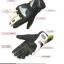 ถุงมือขี่มอเตอร์ไซค์ Komine GK-144 สีดำ thumbnail 2