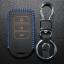 ซองหนังแท้ ใส่กุญแจรีโมท Honda Accord All New City Smart Key 3 ปุ่ม รุ่น ด้ายสี thumbnail 5