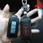 ซองหนังแท้ ใส่กุญแจรีโมทรถยนต์ รุ่นด้ายสี Mitsubishi Mirage,Attrage,Triton,Pajero thumbnail 8