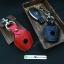 ซองหนังแท้ ใส่กุญแจรีโมทรถยนต์ รุ่นป้ายเงิน Mercedes Benz สี ดำ,แดง คุณภาพเยี่ยม thumbnail 2