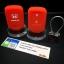 ปลอกซิลิโคน หุ้มกุญแจรีโมทรถยนต์ Honda HR-V,Jazz,CR-V,BR-V Smart Key 2 ปุ่ม thumbnail 5