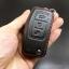 ซองหนังแท้ใส่กุญแจรีโมทรถยนต์ Ford Fiesta,Focus พับข้าง รุ่น 3 ปุ่ม thumbnail 5