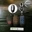 ซองหนังแท้ ใส่กุญแจรีโมท รุ่นด้ายสี พิมพ์โลโก้ Nissan Teana,Almera,Sylphy,Xtrail Smart Key 4 ปุ่ม thumbnail 1