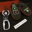 ซองหนังแท้ ใส่กุญแจรีโมทรถยนต์ รุ่นด้ายสีเรืองแสง ใหม่ All New Suzuki Swift,Ciaz thumbnail 5