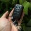 ซองหนังแท้ ใส่กุญแจรีโมทรถยนต์ รุ่งหนังนิ่ม โลโก้เหล็ก Toyota Vellfire,Alphard,Esquire,Sienta thumbnail 10