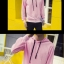 เสื้อ sweater มีฮู้ท thumbnail 10