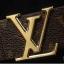 เข็มขัด Louis Vuitton ลายโมโนแกรม : เกรดพรีเมี่ยม สีน้ำตาล thumbnail 7