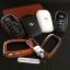 กรอบ-เคส ใส่กุญแจรีโมทรถยนต์ All New Toyota Fortuner TRD/Camry 2015-18 Smart Key 4 ปุ่ม โลโก้_เงิน แบบใหม่ thumbnail 3