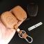 ซองหนังแท้ ใส่กุญแจรีโมทรถยนต์ ISUZU D-Max X-Series รุ่นดอกกุญแจ thumbnail 9