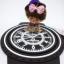 แผ่นยางกันลื่น ถาดรอง ติดคอนโซลรถยนต์ สไตล์ Vip Chanel ทรงนาฬิกา thumbnail 4