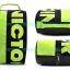 กระเป๋าใส่รองเท้าแบดมินตัน สีเขียวดำ Victor รุ่น BR1308G thumbnail 2