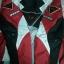 ชุดขี่มอเตอร์ไซค์ เสื้อแจ็คเก็ต เสื้อการ์ดอ่อน DAINESE สีแดง thumbnail 2