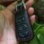 ซองหนังแท้ ใส่กุญแจรีโมทรถยนต์ รุ่นโลโก้เหล็ก Nissan Navara,Tiida Smart Key แบบใหม่ thumbnail 10