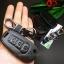 ซองหนังแท้ ใส่กุญแจรีโมทรถยนต์ รุ่นด้ายสีคลาสสิค All New Ford Ranger,Everest 2015-18 thumbnail 6