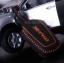 ซองหนังแท้ ใส่กุญแจรีโมทรถยนต์ NEW!! ISUZU D-Max X-Series,MU-X รุ่น ด้ายสี thumbnail 3