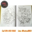 [DRAGON #1] หนังสือลายสักมังกร หนังสือสักลาย รูปลายสักสวยๆ รูปรอยสักสวยๆ สักลายสวยๆ ภาพสักสวยๆ แบบลายสักเท่ๆ แบบรอยสักเท่ๆ ลายสักกราฟฟิก Dragon Tattoo Manuscripts Flash Art Design Outline Sketch Book (A4 SIZE) thumbnail 4